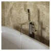 Bristan Ebony Floor Standing Bath Shower Mixer (EBY FSBSM C)
