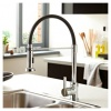 Bristan Liquorice Professional Kitchen Sink Mixer With Pull Down Spray