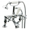 Cassellie Time Cranked Bath Shower Mixer
