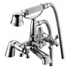 Hygienic Bathrooms Bath Shower Mixer With Shower Kit (6701)