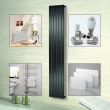 Hygienic Bathrooms Radiators