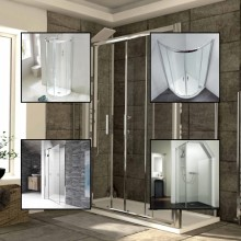Hygienic Bathrooms Shower Enclosures & Doors