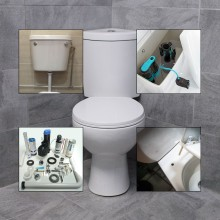 Hygienic Bathrooms Toilets & Accessories