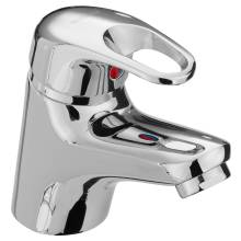 Bristan Cadet Basin Mixer With Clicker Waste (CAD BAS C)