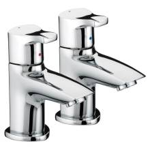 Bristan Capri Basin Taps (4 Litre Flow Limit) (CAP 1/2 E4 C)
