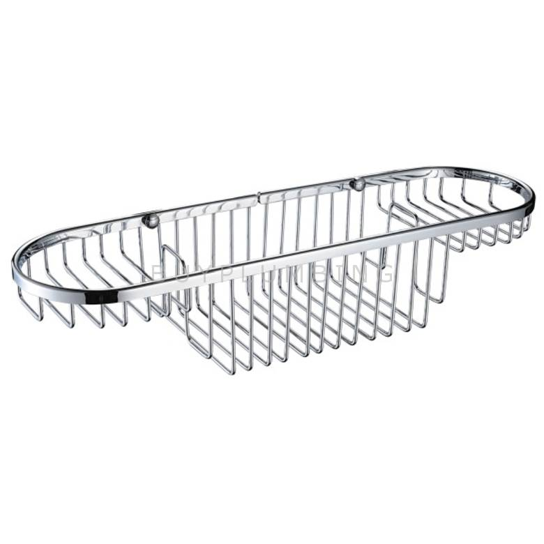 Bristan Large Wall Fixed Wire Basket