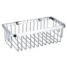Bristan Small Wall Fixed Wire Basket (COMP BASK03 C)
