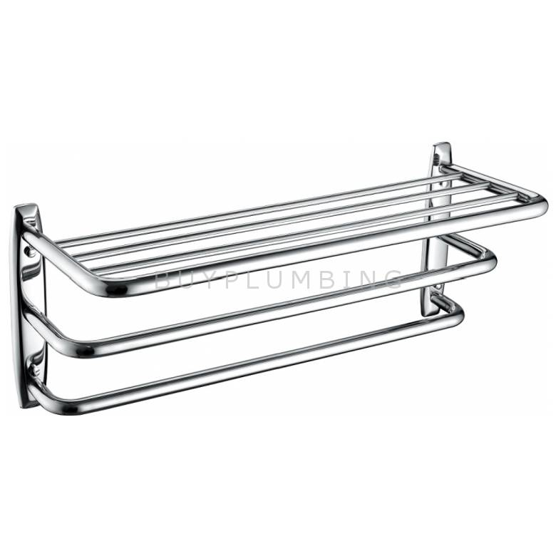 Bristan Complementary Accessories Tier Towel Shelf (COMP TIERS C)