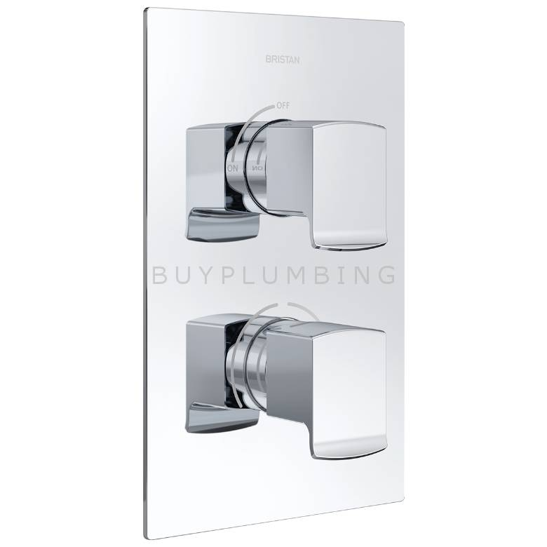 Bristan Descent Recessed Concealed Shower Valve (DSC SHCVO C)