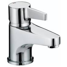 Bristan Design Utility Lever Basin Mixer With Clicker Waste