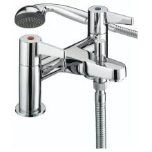 Bristan Design Utility Lever Bath Shower Mixer