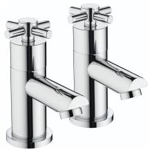 Bristan Decade Basin Taps (DX 1/2 C)