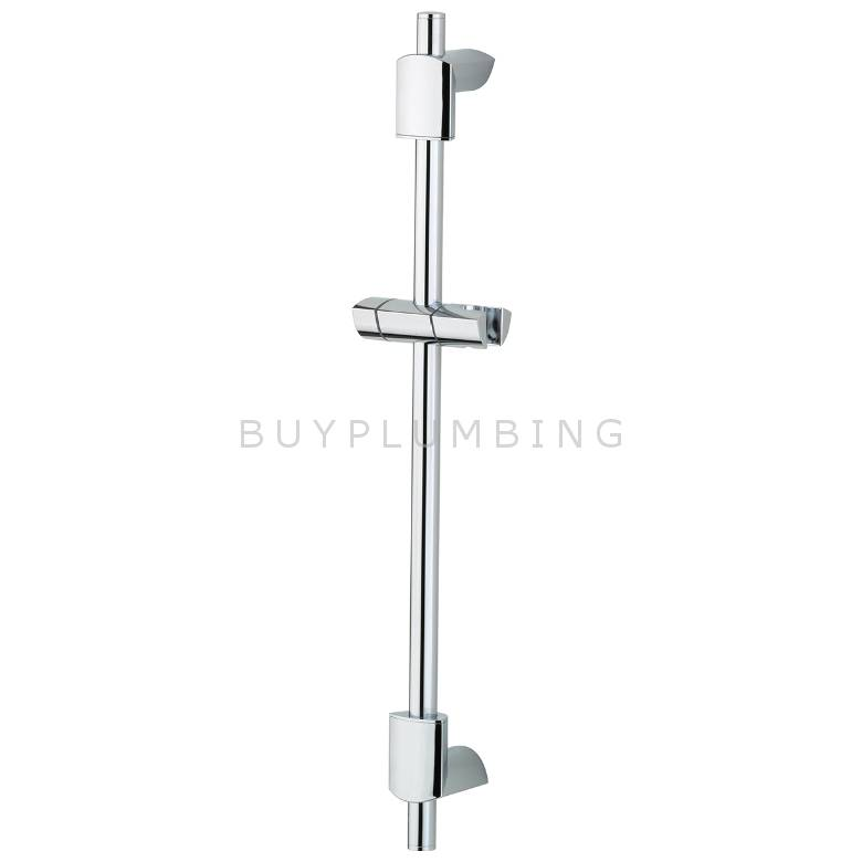 Bristan Evo Riser Rail With Adjustable Fixing Brackets