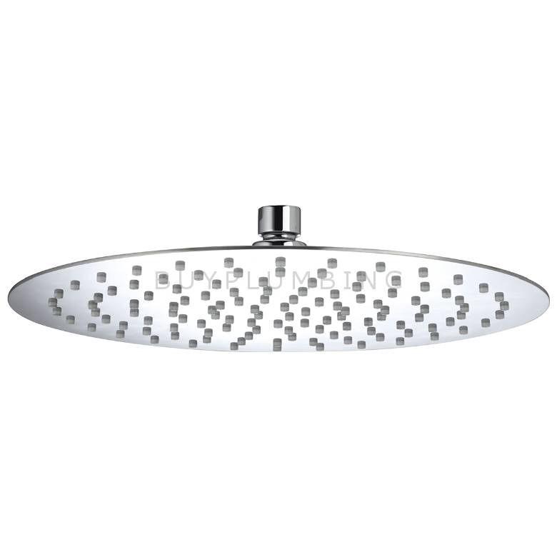 Bristan 300mm Slimline Round Fixed Shower Head