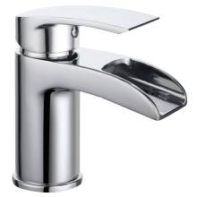 Bristan Glide Waterfall Basin Mixer Without Waste (GWF BASNW C)