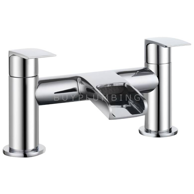 Bristan Glide Waterfall Bath Filler (GWF BF C)
