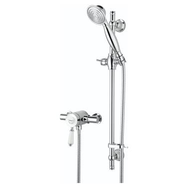 Shower Mixers and Valves