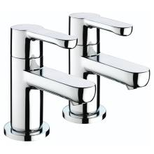 Bristan Nero Bath Taps