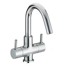 Bristan Prism Two Handled Basin Mixer