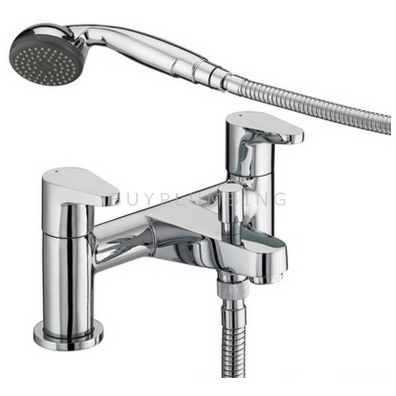 Bristan Quest Bath Shower Mixer (8 Litre Flow Limit) (QST BSM E8 C)