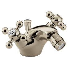 Bristan Regency Bidet Mixer With Pop-Up Waste (Gold)