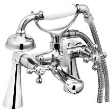 Bristan Regency Tall Pillar Bath Shower Mixer