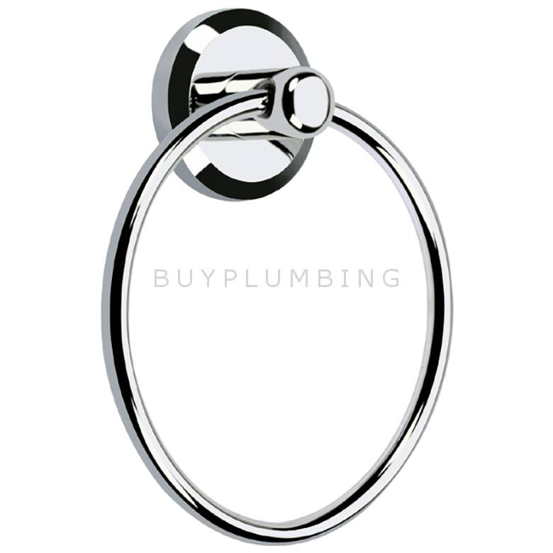 Bristan Solo Towel Ring