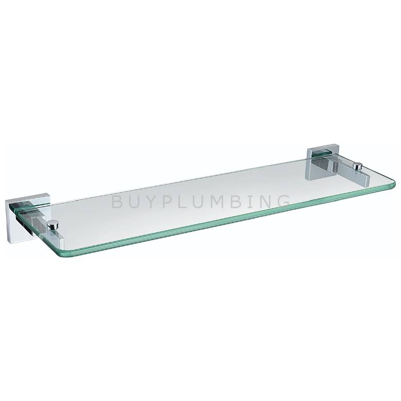 Bristan Square Accessories Glass Shelf (SQ SHELF C)
