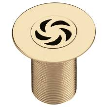 Bristan Luxury 85mm Flange  Shower Waste (Gold)