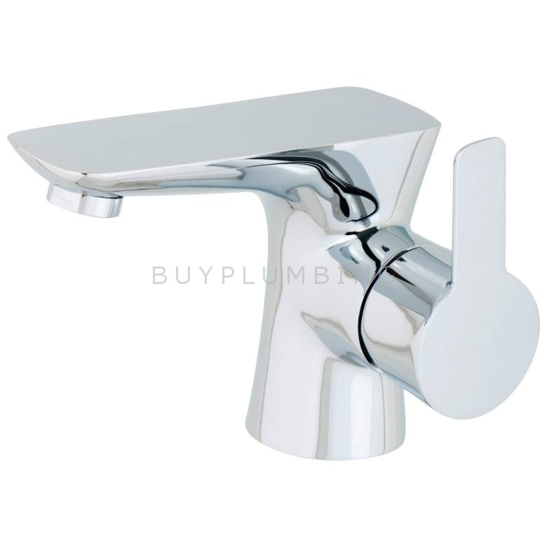 Cassellie Pedras Mono Basin Mixer With Click Clack Waste