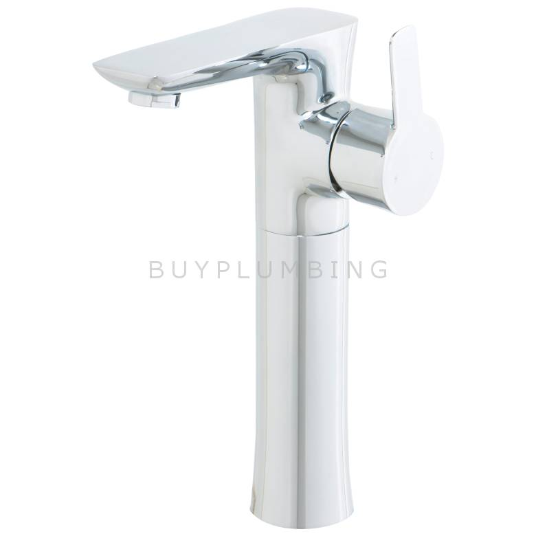 Cassellie Pedras High Rise Mono Basin Mixer