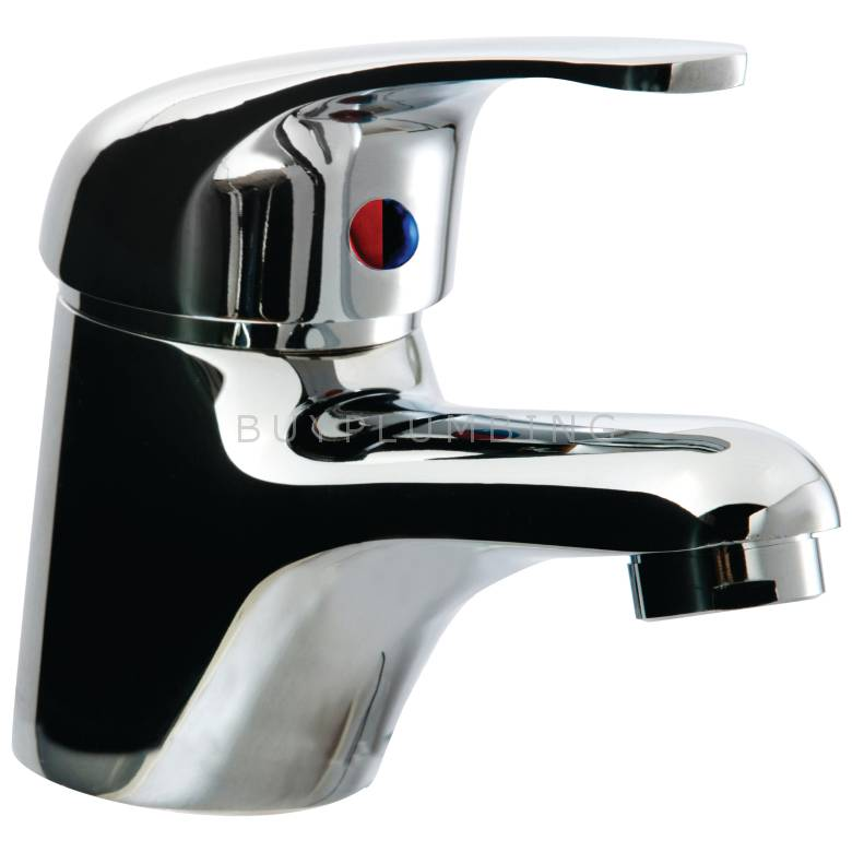 Cassellie Rio Mono Basin Mixer (40mm) With Click Clack Waste (TDY006)