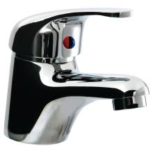 Cassellie Rio Mono Basin Mixer (40mm) With Click Clack Waste