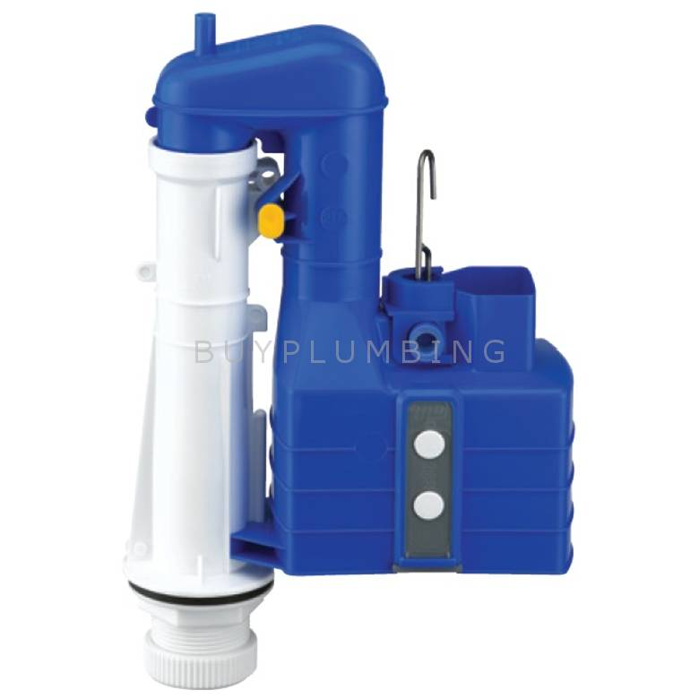 Dudley Turbo 88 Non-Telescopic 2-Piece 9 1/2'' Cistern Siphon
