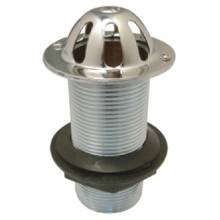 Dudley 1 1/2'' Stainless Steel Domed 3/4'' Tail Urinal Waste (UWSS112)