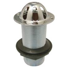 Dudley 1 1/4'' Stainless Steel Domed 3/4'' Tail Urinal Waste (UWSS114)