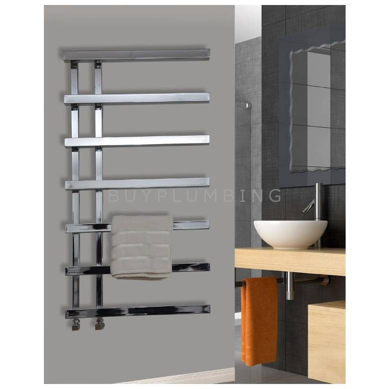 Euro Heating Affine Designer Towel Warmer Radiator H1200 x W600mm (AF002)