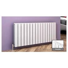 Euro Heating Arona Designer Horizontal Double Radiator 600 x 816mm (White)
