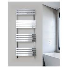 Euro Heating Leece Designer Towel Warmer Radiator 800 x 500mm