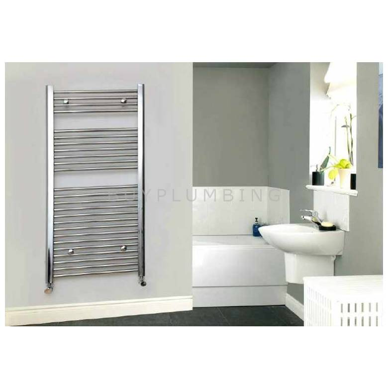 Euro Heating Opal Standard Towel Rail Radiator 600 x 300mm