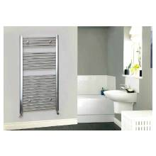 Euro Heating Opal Standard Towel Rail Radiator H800 x W500mm (OP8050)