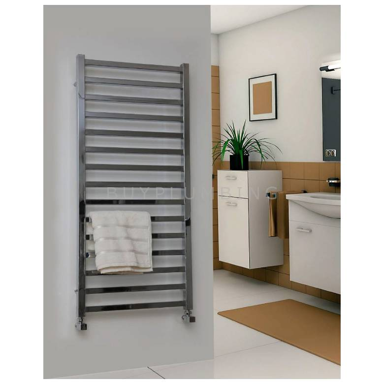 Euro Heating Rico Designer Towel Warmer Radiator 1165 x 500mm