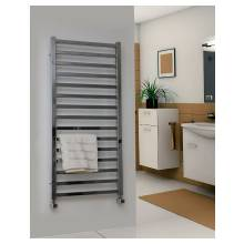 Euro Heating Rico Designer Towel Warmer Radiator H1165 x W500mm (RC1250)