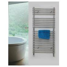 Euro Heating Vigo Designer Towel Warmer Radiator H1200 x W500mm