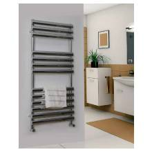 Euro Heating Ziva Designer Towel Warmer Radiator 800 x 500mm