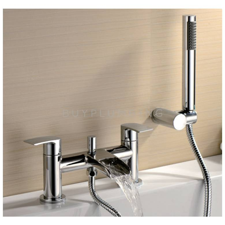Hygienic Bathrooms Bath Shower Mixer With Shower Kit (1101)