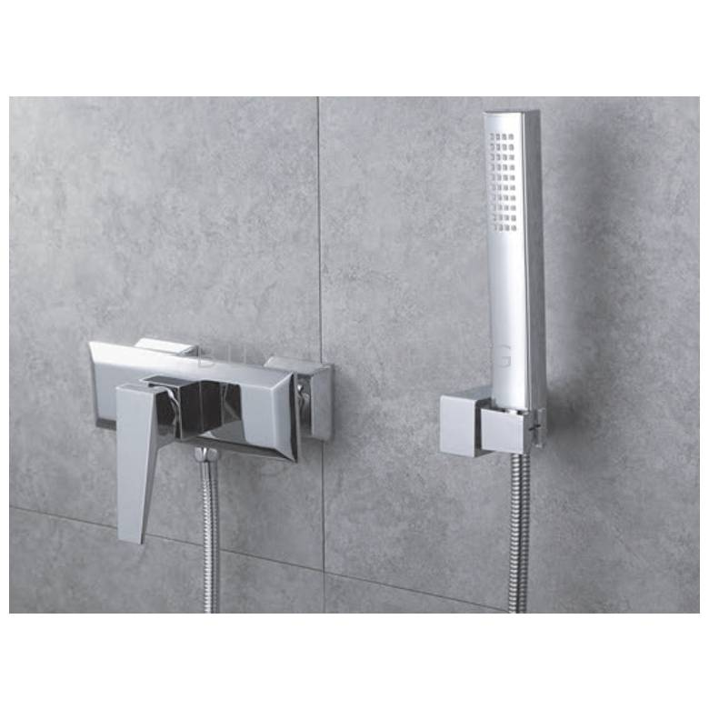 Hygienic Bathrooms Wall Mounted Exposed Thermostatic Shower Mixer (4512)