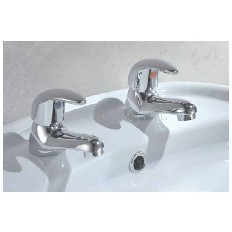 Hygienic Bathrooms Basin Taps (5108)