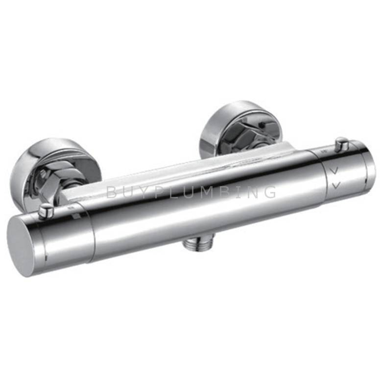 Hygienic Bathrooms Thermostatic Shower Mixer Valve (62013)