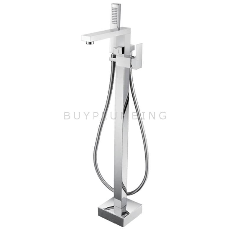 Hygienic Bathrooms Freestanding Bath Shower Mixer (8868)